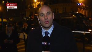 """Le 20 heures du 11 janvier 2015 : Marche républicaine: """"Après le temps du rassemblement, celui de l'hommage"""" - 2793.645"""