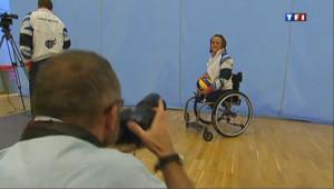 Rencontre avec Martine Wright, athlète paralympique