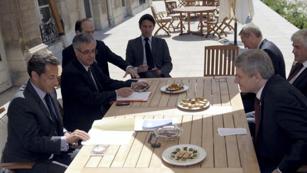 Xavier Musca, secrétaire général adjoint de la présidence de la République