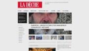 Capture écran du site La Dèche du Midi.