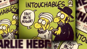 Après la publication de caricatures de Mahomet, Charlie Hebdo est très très critiqué