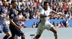Brandao attaquant Bastia PSG match 16 août 2014