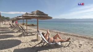 En Corse, c'est encore l'été indien