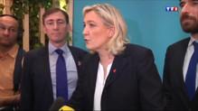Le 13 heures du 25 février 2014 : Marine le Pen pour la PAF, � politique agricole fran�se � - 1125.838354888916
