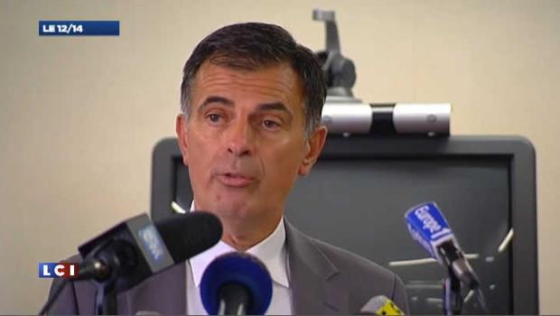 le procureur Jacques Dallest