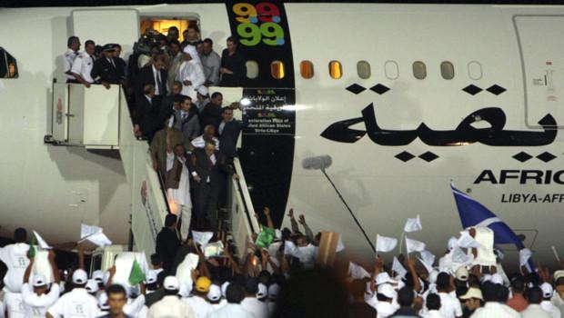 Le retour en Libye de l'agent condamné pour l'attentat de Lockerbie, puis libéré