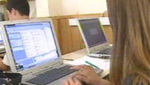 ordinateur à l'école