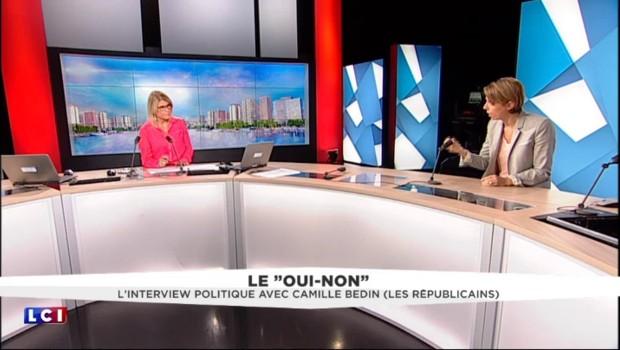 """Syndicalisme : """"Il faut avoir le courage de refonder le système"""" selon Camille Bedin (LR)"""