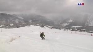 À Courchevel, la neige a déjà pris ses quartiers d'hiver