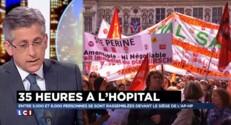 Hôpitaux parisiens en grève : le président de la Fédération hospitalière charge les syndicats
