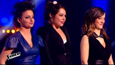 L'épreuve ultime de Lam', Sharon et Camille diffusée le 28 mars 2015.
