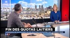 """Laurent Pinatel : """"La Chine est un marché porteur pour le lait"""""""