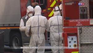 Le 20 heures du 2 septembre 2015 : Incendie à Paris : les éléments de l'enquête - 233
