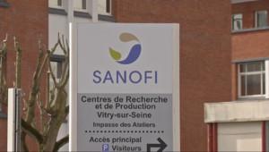 Le 20 heures du 23 février 2015 : SANOFI O. BRANDICOURT GOLDEN HANDSHAKE - 780.6220000000001