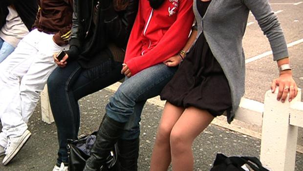 Lycée d'Etampes jupe