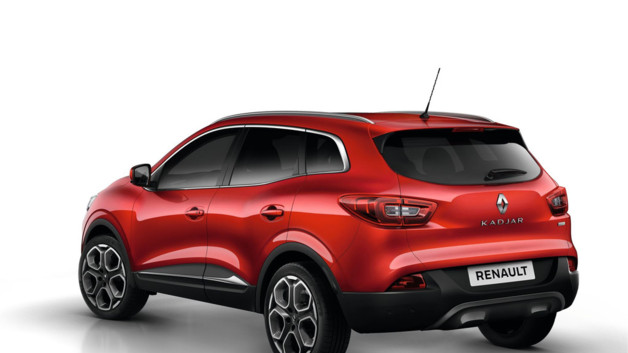 photos automoto le crossover renault kadjar 2015 en photos mytf1. Black Bedroom Furniture Sets. Home Design Ideas