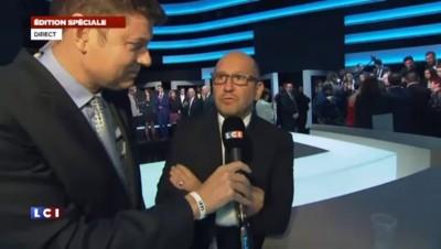 """Demaizière a interrogé Hollande : """"Je pensais qu'il en dirait plus"""""""