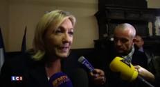 """Frédéric Chatillon mis en examen : """"Le Front national n'a rien à se reprocher"""", répond Marine Le Pen"""