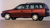 OPEL Astra Break 1.7 Ecoturbo GL A - 1995