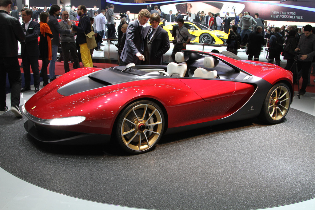 Photos automoto le concept car pininfarina sergio au for 10 best audiobooks of 2013 salon