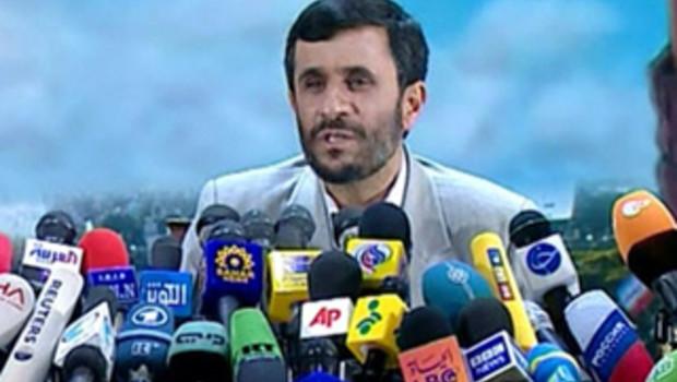 TF1/LCI iran président ahmadinejad 24 avril 06
