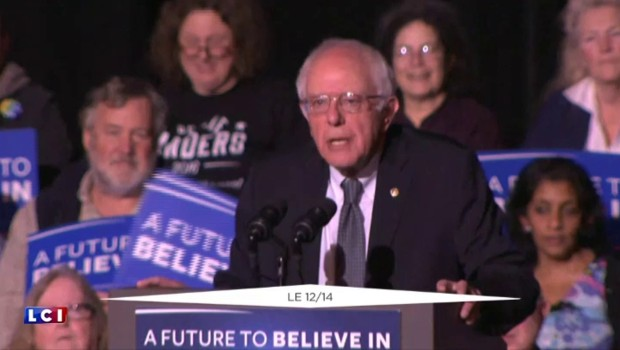 Caucus de l'Iowa : amer, Bernie Sanders laisse planer la menace d'un recomptage