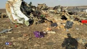 Crash en Égypte : l'avion russe s'est disloqué en plein vol