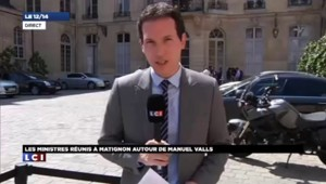Grève à la SNCF : les ministres réunis autour de Manuel Valls pour un conseil des ministres bis