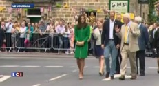 Kate et William au départ du Tour de France
