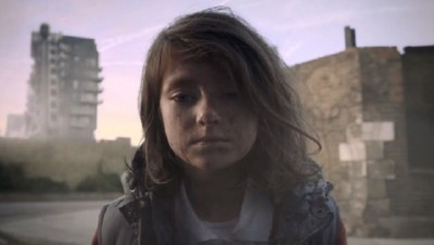 "Le clip choc de l'ONG ""Save The Children"" pour els enfants syriens."