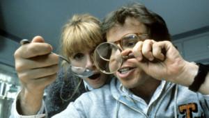 Rick Moranis et Marcia Strassman dans Chéri, j'ai rétréci les gosses
