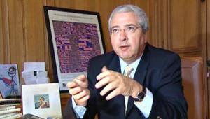 TF1/LCI : Jean-Paul Huchon, président PS de la région Ile-de-France