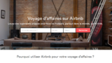 Airbnb veut étendre son offre professionnelle à l'international