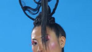 chignon chinois