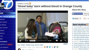 ghost baby abc news