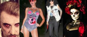 Johnny Hallyday Paris Hilton Cindy Crawford Fergie