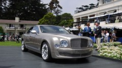 Photo 3 : Nouvelle Grande Bentley : Bentley ranime la Mulsanne