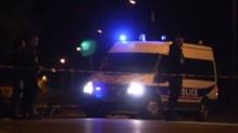 Policiers aux Pennes-Mirabeau après un règlement de comptes, 16/10/14
