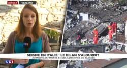 """Séisme en Italie : Vezzano, un village """"presque déserté"""" par ses habitants"""