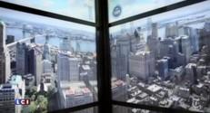 Un ascenseur du World Trade Center fait revivre 5 siècles d'histoire de New York