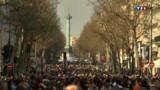 Marches à Paris et Toulouse contre le racisme et l'antisémitisme