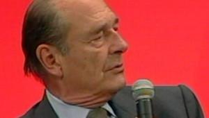 Chirac Jacques président Cité réussite Marseille