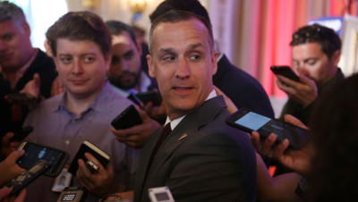 Corey Lewandowski Donald Trump USA Etats-Unis