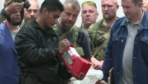 Donetsk boites noires MH17