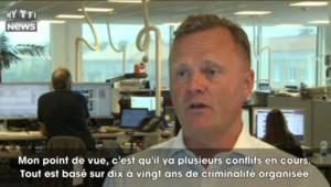Guerre des gangs en Suède, une grenade explose en plein centre-ville