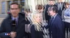 Hollande fait de Le Pen sa cible n°1