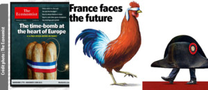 Les couvertures de The Economist