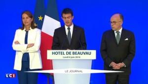 Manuel Valls annonce un fond d'extrême urgence alloué aux premières nécessités des sinistrés