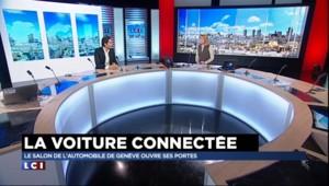 """Salon de Genève 2015 : """"La révolution numérique arrive dans l'automobile"""""""