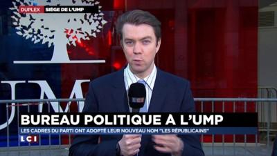 """Bureau politique : """"Un consensus de façade à l'UMP"""""""